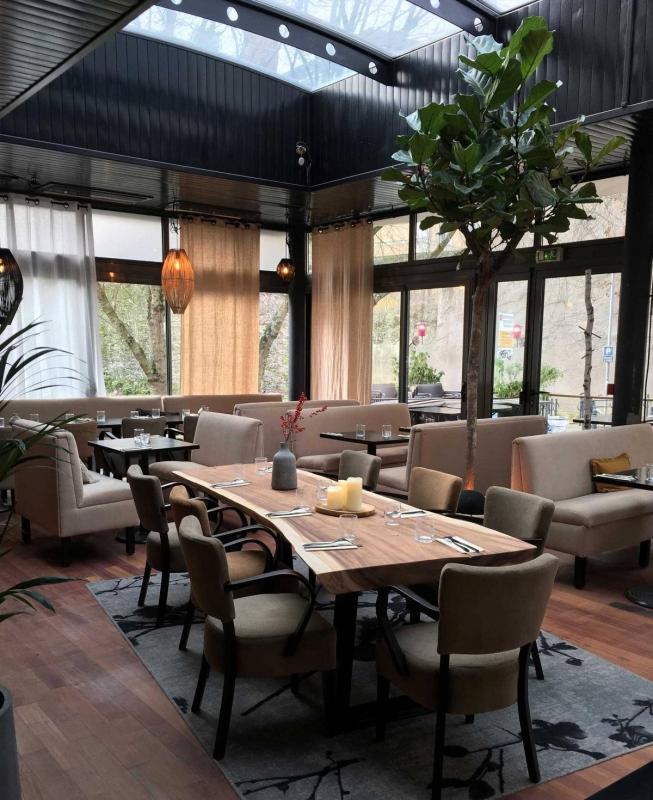 Le restaurant - Osé - Restaurant Angers