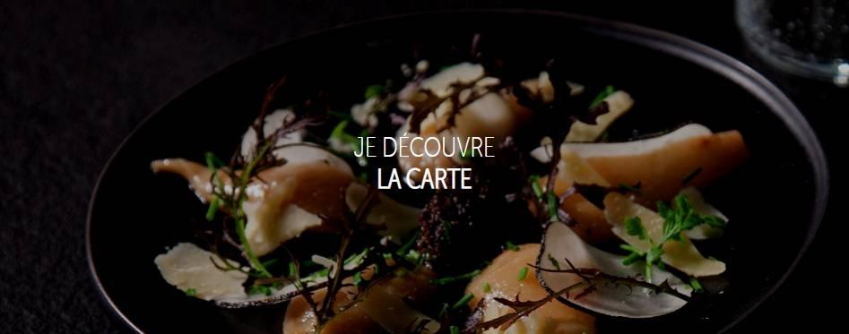 Fournisseurs - Osé - Restaurant Angers